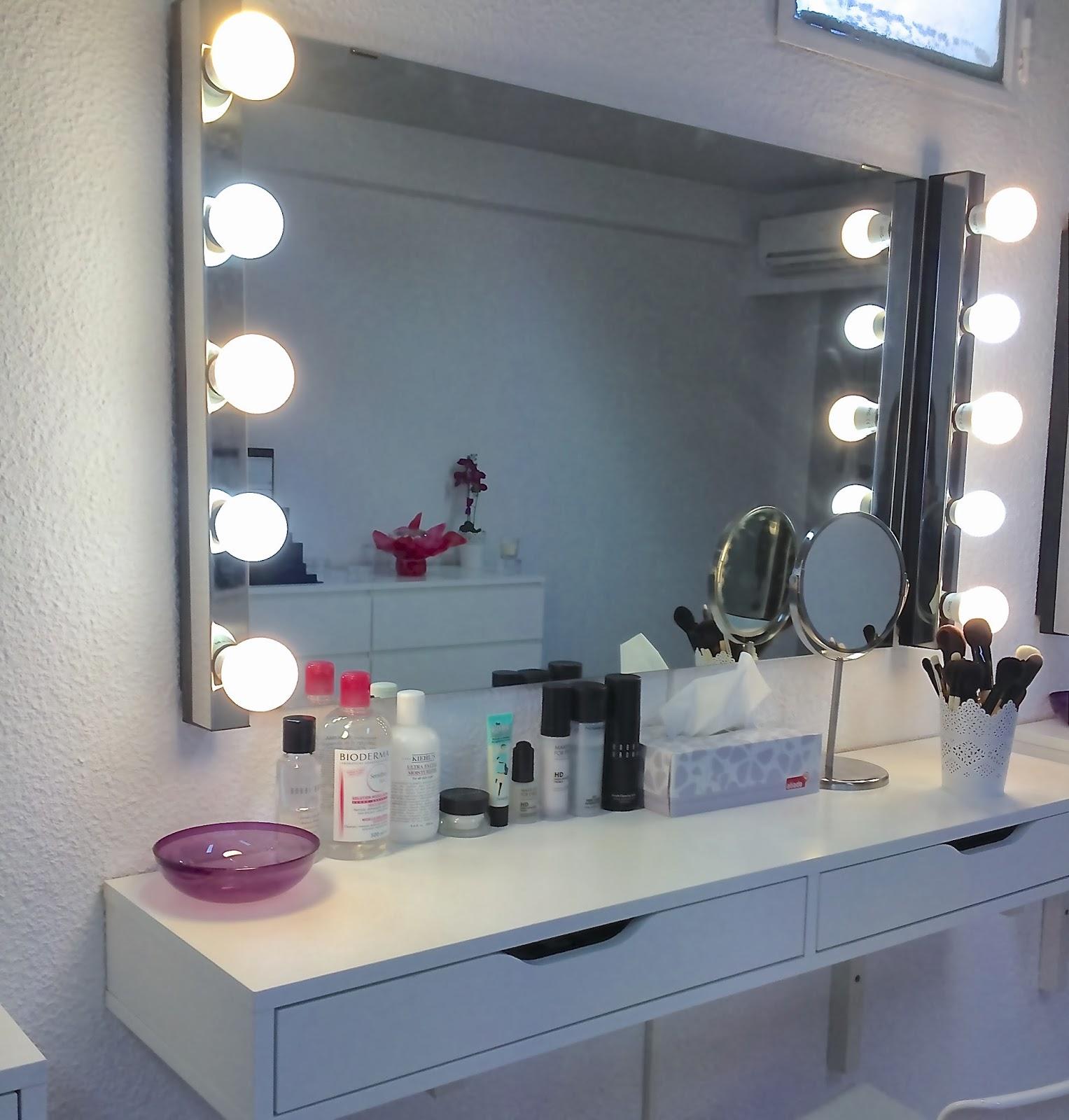 Tocador con luces conluces com - Tocador con espejo y luces ...