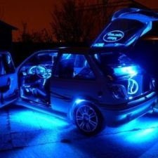 Luces LED para coches