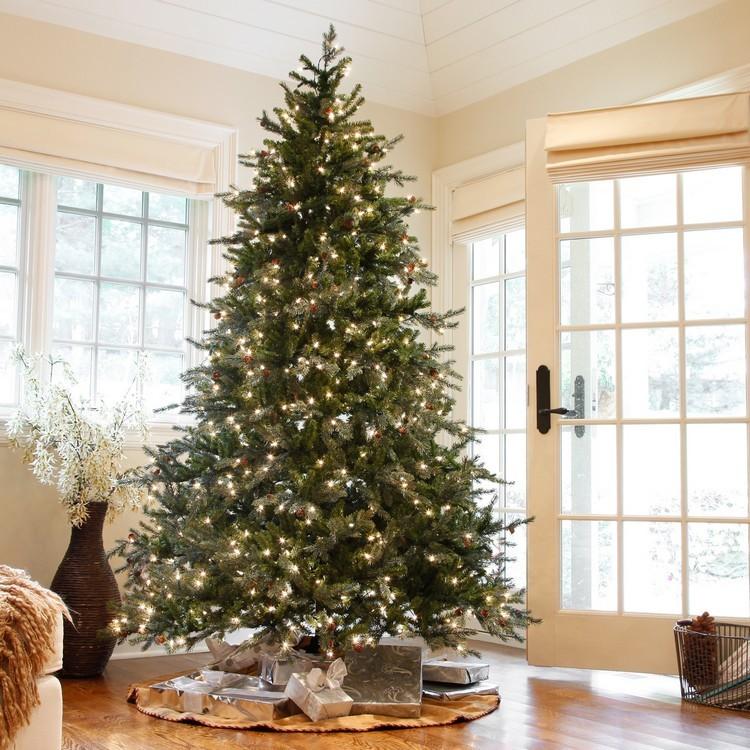 Rbol de navidad con luces toda la informaci n actualizado 2018 - Luces arbol de navidad ...