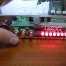 Secuenciador de luces