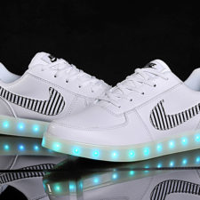 Air Force con luces